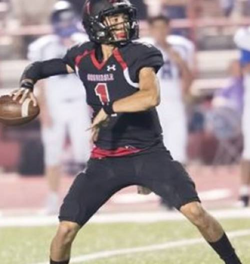 QBHL Player Tyler Knoop Profile image