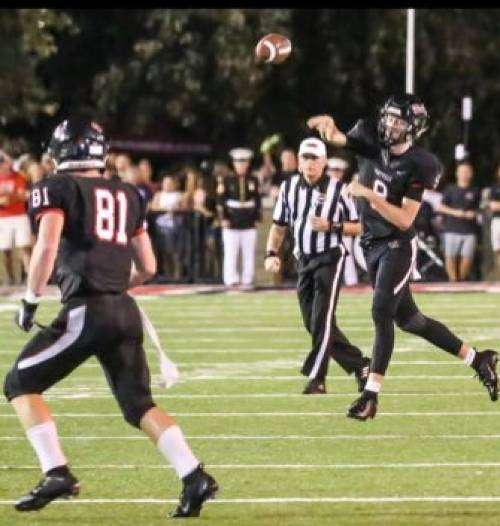 QBHL Player Cade Chambers Profile image