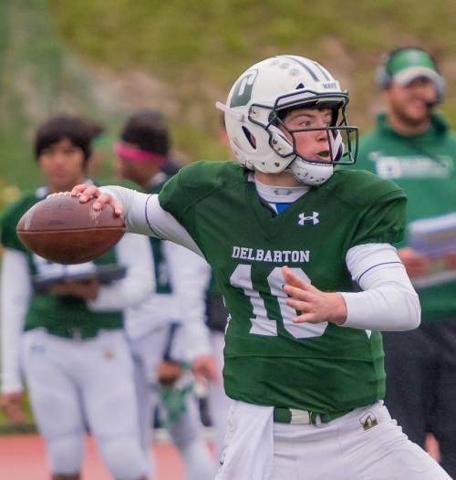 QBHL Player Cole Freeman Profile image