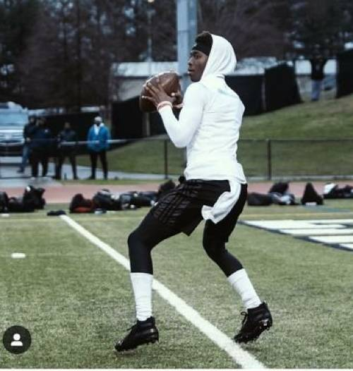 QBHL Player Trey Miles Profile image