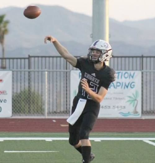 QBHL Player Cole Fuller Profile image