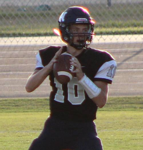 QBHL Player Kody Morrell Profile image