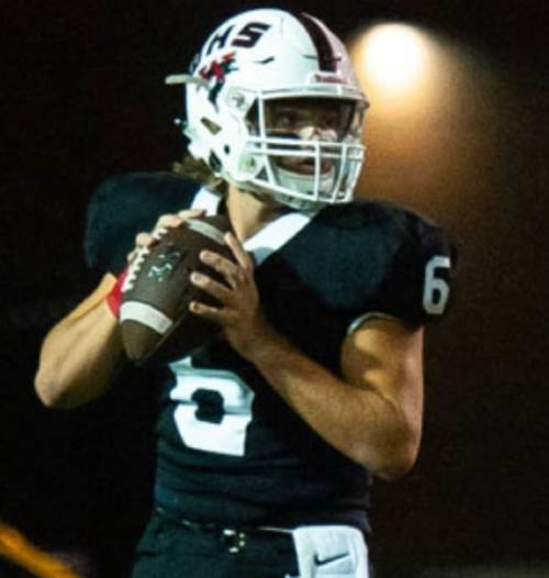 QBHL Player Dayton Wolfe Profile image