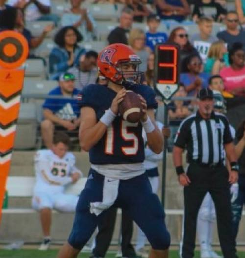 QBHL Player Conner Weigman Profile image