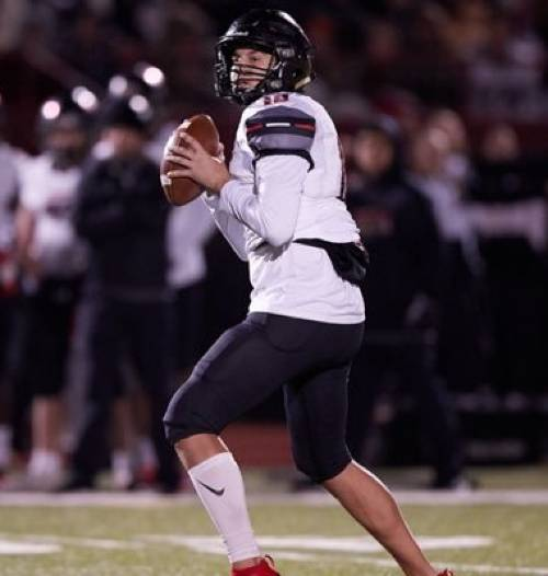 QBHL Player AJ Swann Profile image