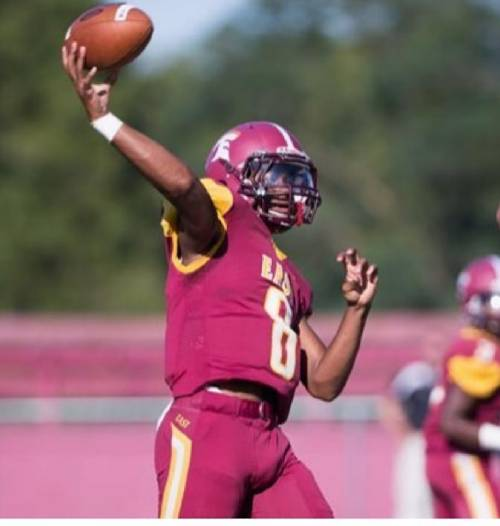 QBHL Player Octavian Henderson Jr. Profile image