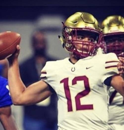 QBHL Player Dylan Lonergan Profile image