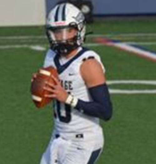 QBHL Player Dylan Rizk Profile image