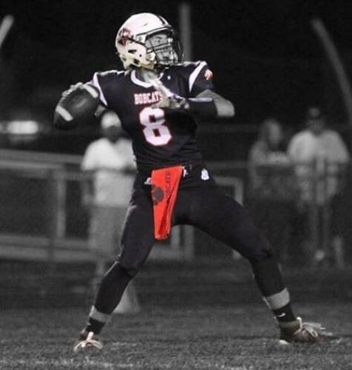 QBHL Player Ty Brotebeck Profile image