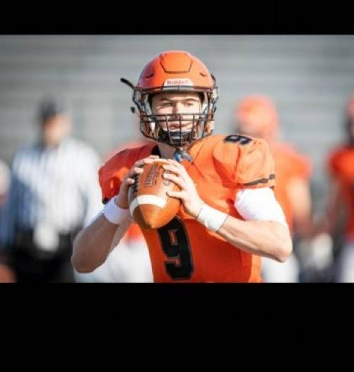 QBHL Player Parker Brown Profile image