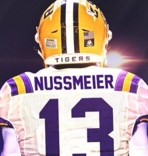 QBHL Player Garrett Nussmeier Profile image