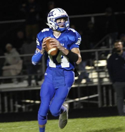 QBHL Player Tyr Severson Profile image
