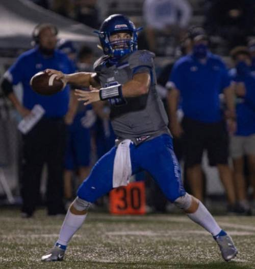QBHL Player Dylan McNamara Profile image
