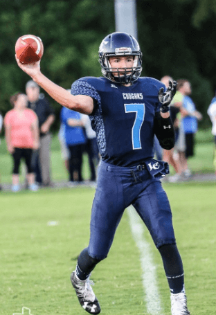 QBHL Player Tyler Ezell Profile image