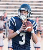 QBHL Player Walker Harris Profile image