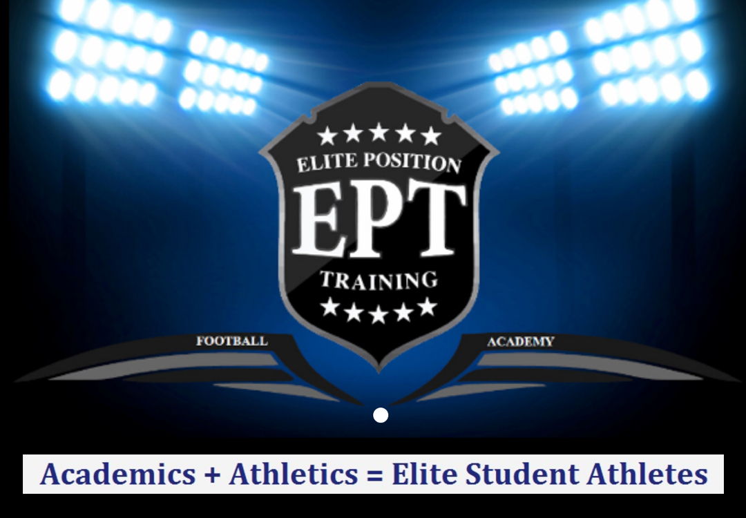 Trainer add for EPT / RRElite QB Academy