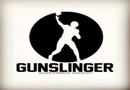 Trainer add for Gunslinger Quarterback Academy
