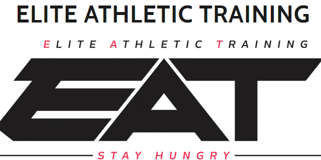 Trainer add for Elite Athletic Training EAT
