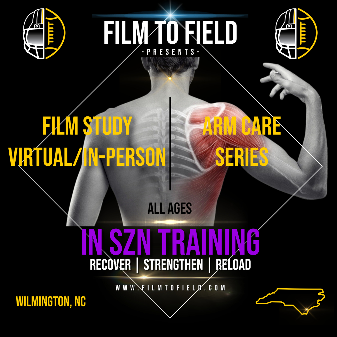 Trainer add for Film To Field